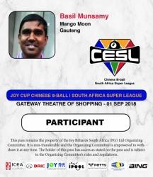 Basil Munsamy