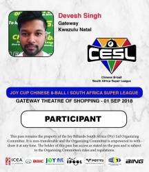 Devesh Singh