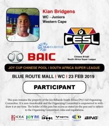 Kian Bridgens