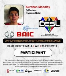 Kurshan Moodley