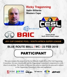 Ricky Tregonning
