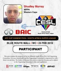 Shudley Murray