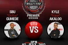 BPL-Premier Division-050715 Sbu Kyle 3pm