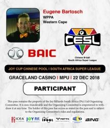 Eugene Bartosch