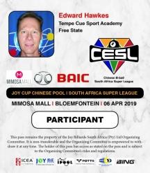 Edward Hawkes