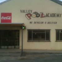 WC Valley Pool Academy Entrance