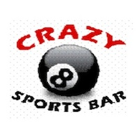 BPL-Venue-KZN Crazy 8 Sports Bar Logo