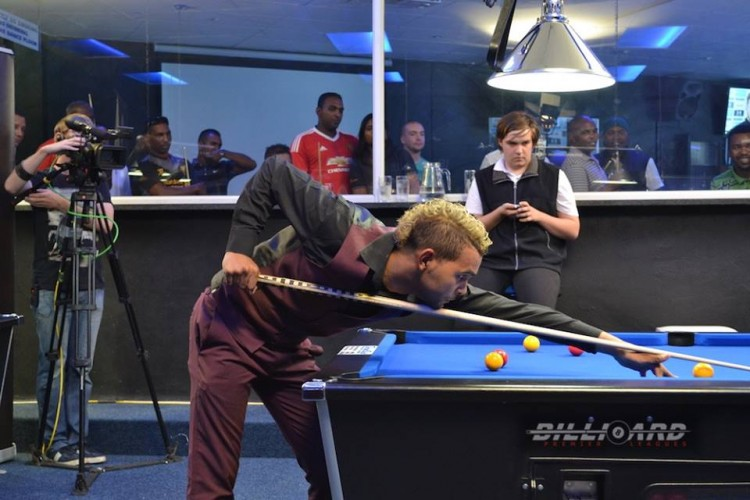 PE MAKES IT A CLEAN SWEEP, SNOOKER BOYS BELLOW THE LOUDEST…