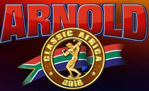 Lease to Race - Arnold Classic @ Sandton Convention Centre