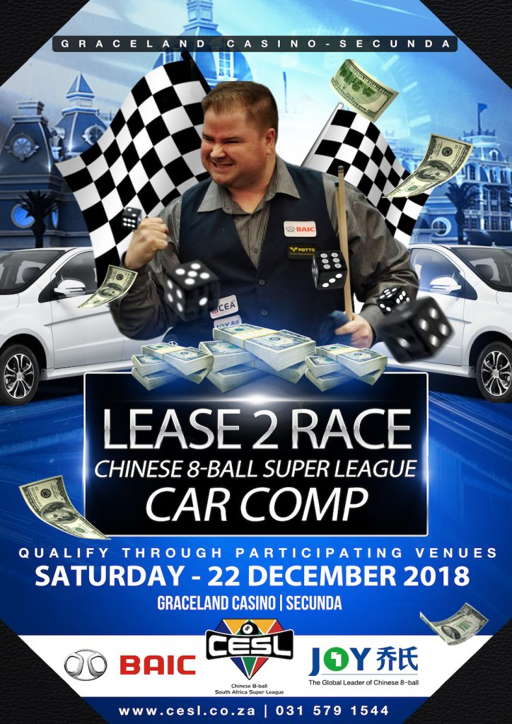 Car Comp - Graceland Casino MPU